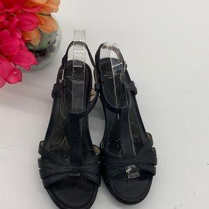 Abeo black Heels - Sz 7.5